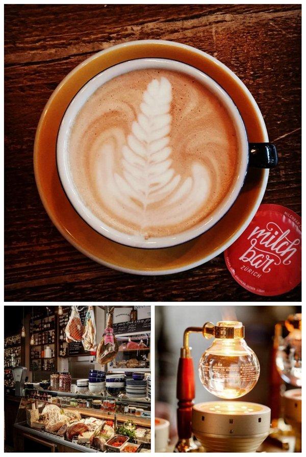 Milchbar, Die besten Cafés in Zürich, Hey Pretty Beauty Blog