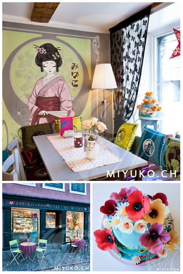 Miyuko, Die besten Cafés in Zürich, Hey Pretty Beauty Blog