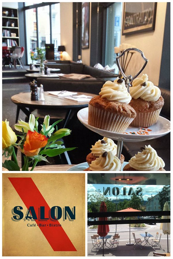 Salon, Die besten Cafés in Zürich, Hey Pretty Beauty Blog