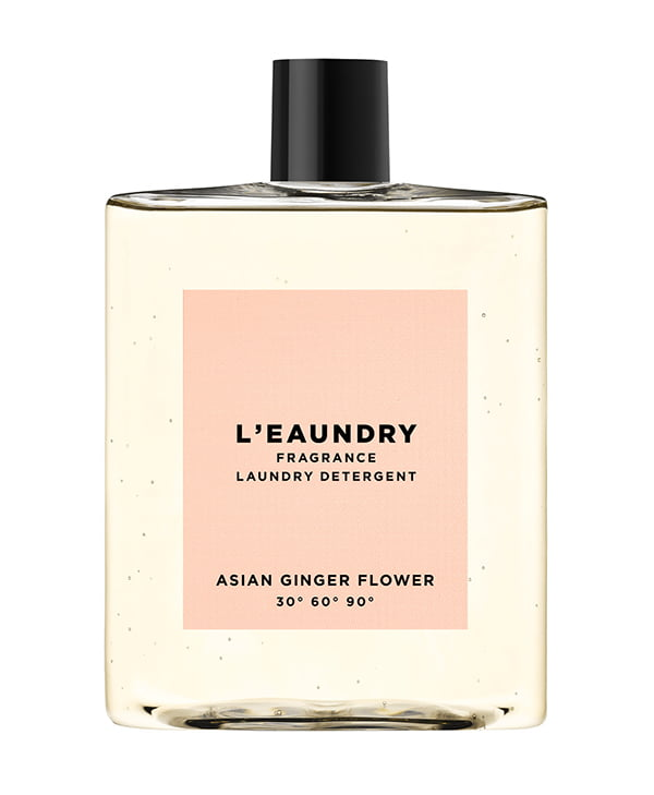 L'EAUNDRY Luxus Waschmittel Asian Ginger Flower