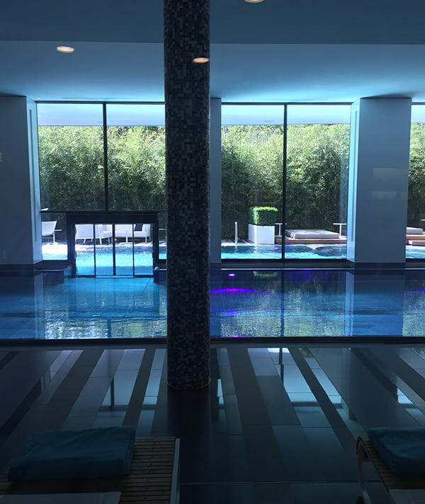 Spa Review Hotel Royal Savoy Lausanne, Image Copyright: Hey Pretty Beauty Blog
