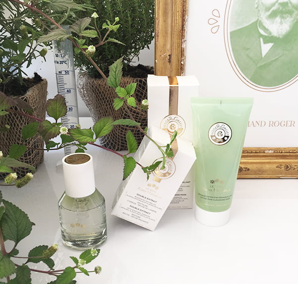 Roger & Gallet Aura Mirabilis Hautpflege Launch, Image by Hey Pretty