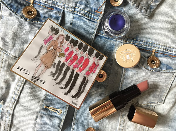 Bobbi Brown 25th Anniversary & City Collection, Image by Hey Pretty Beauty Blog