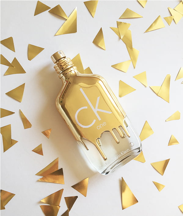 CK One Gold, the new limited edition flanker: Huge giveaway on Hey Pretty!