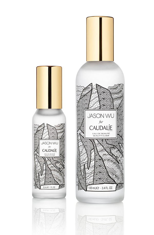 Jason Wu for Caudalie Eau de Beauté, PR Image