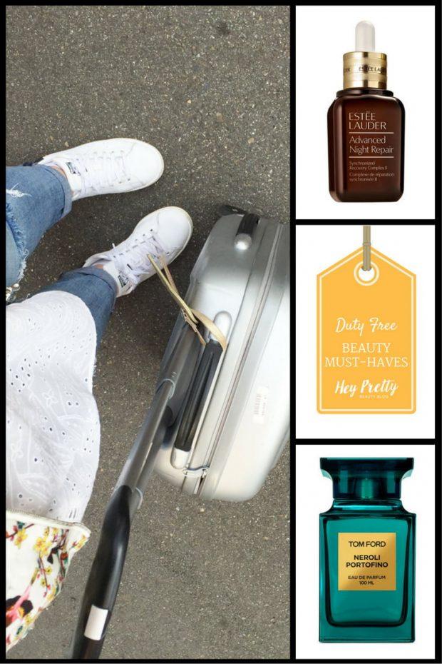Duty Free Beauty Must-Haves by Hey Pretty Beauty Blog