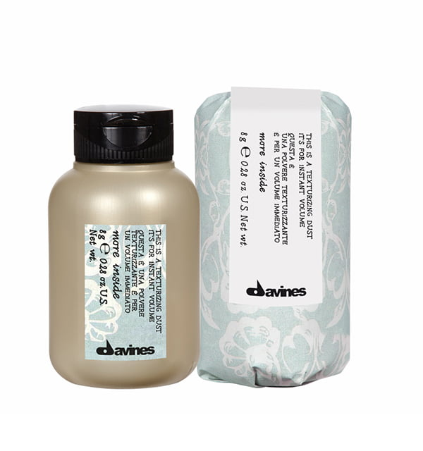 Hey Pretty Must-Have Produkte für feines Haar: Davines This Is a Texturizing Dust