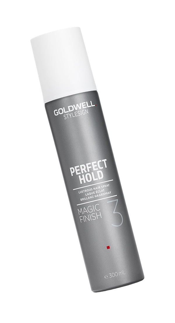 Hey Pretty Must-Have Produkte für feines Haar: Goldwell Stylesigh Perfect Hold Magic Finish