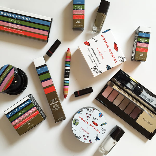 Sonia Rykiel X Lancôme Make-Up Collection Giveaway, Image by Hey Pretty Beauty Blog