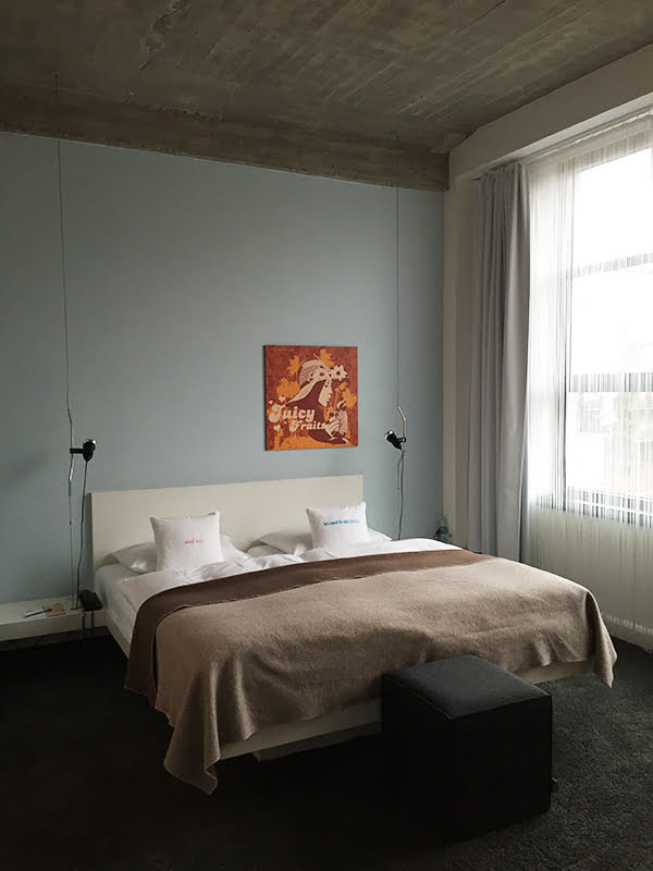 Lavera #handmate Event Hamburg: 25hours Hotel Number One