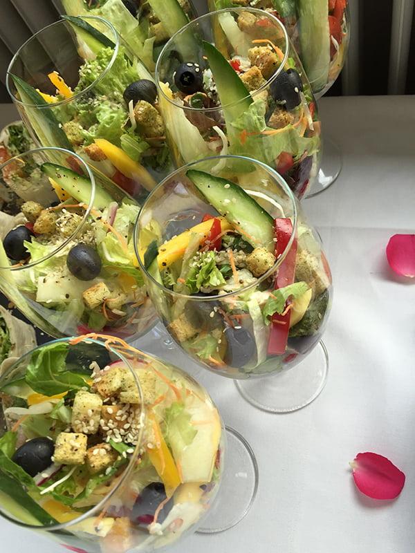 Lavera #handmate Event Hamburg: Healthy Lunch