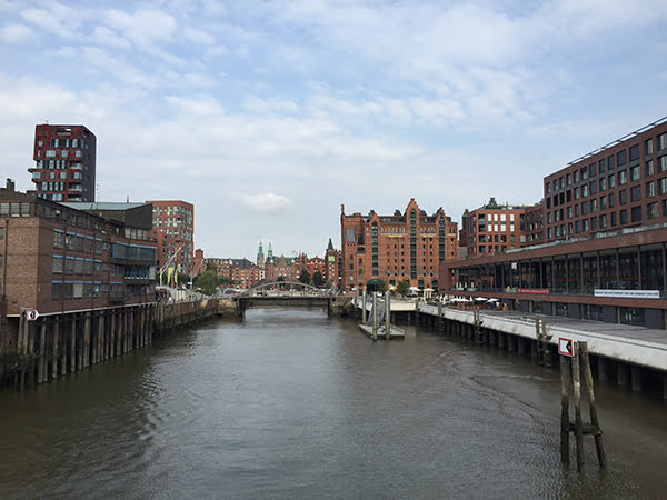 Lavera #handmate Event Hamburg: HafenCity