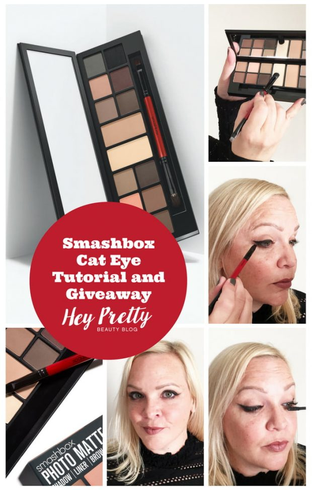 The real kicker? We're giving away FIVE Smashbox Photo Matte Eye palettes!