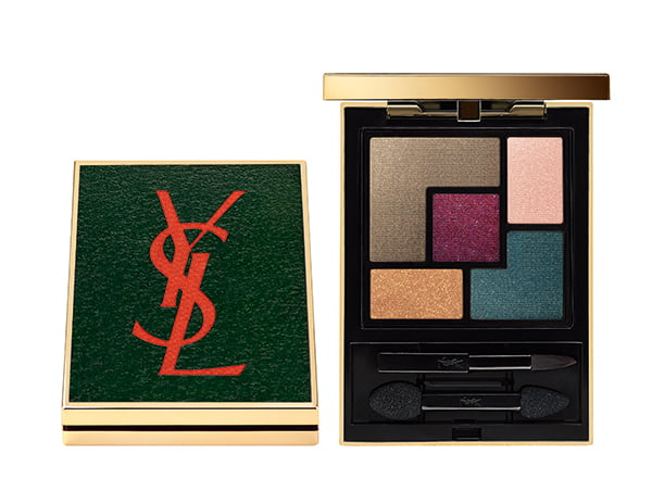 YSL Fall Look 2016 Scandal Collection, Couture Palette Collector