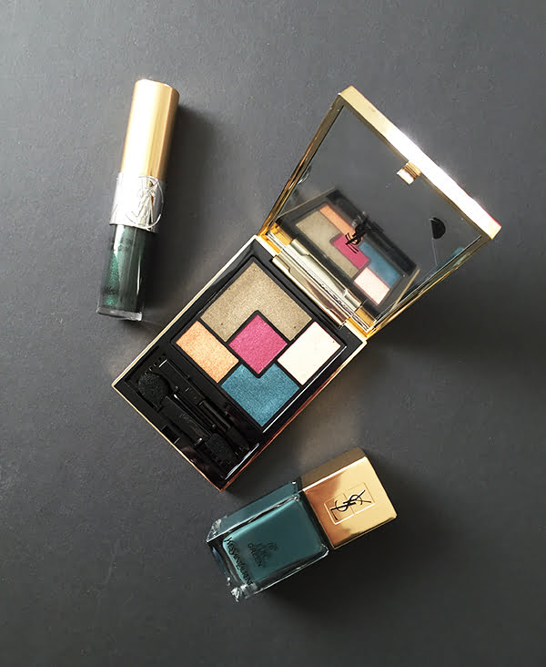 YSL Fall Look 2016 Scandal Collection, Image by Hey Pretty Beauty Blog