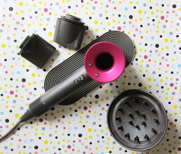 Dyson Supersonic Haartrockner Erfahrungsbericht, Review by Hey Pretty Beauty Blog