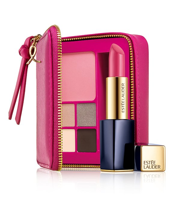 Estée Lauder Pink Perfection Color Collection 2016, #bcacampaign #bcastrength