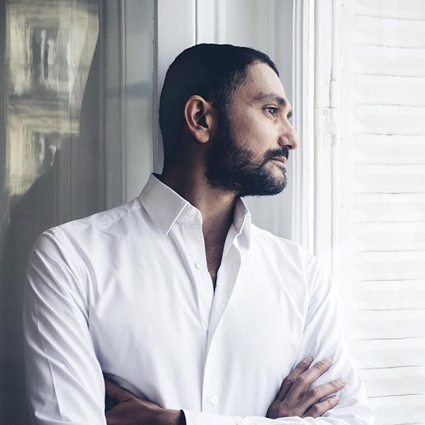 Francis Kurkdjian, PR portrait