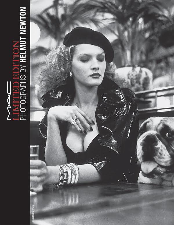 MAC Helmut Newton Limited Edition, PR Visual