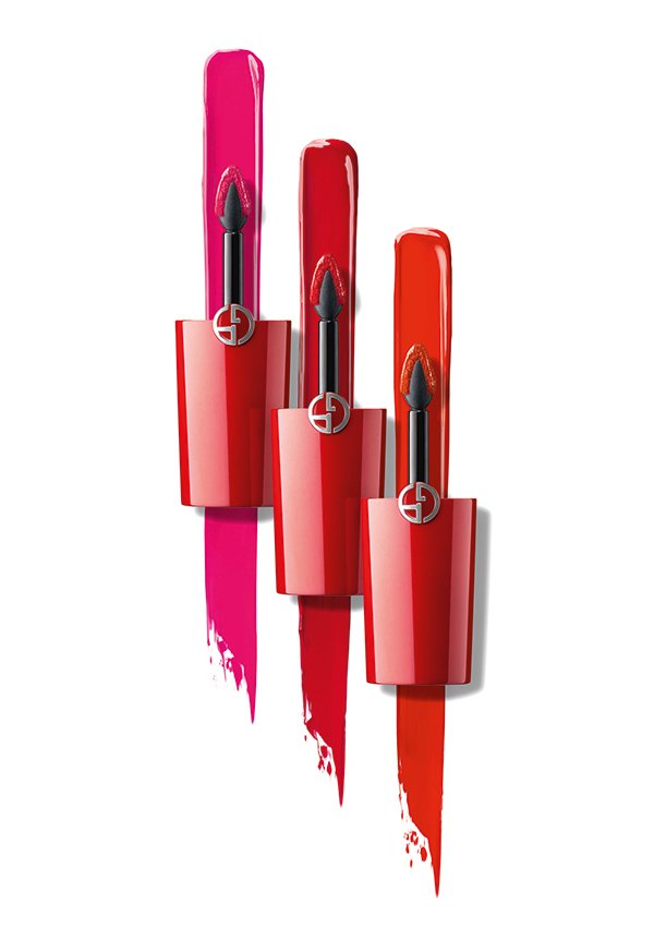 Giorgio Armani Lip Magnet, PR Visual