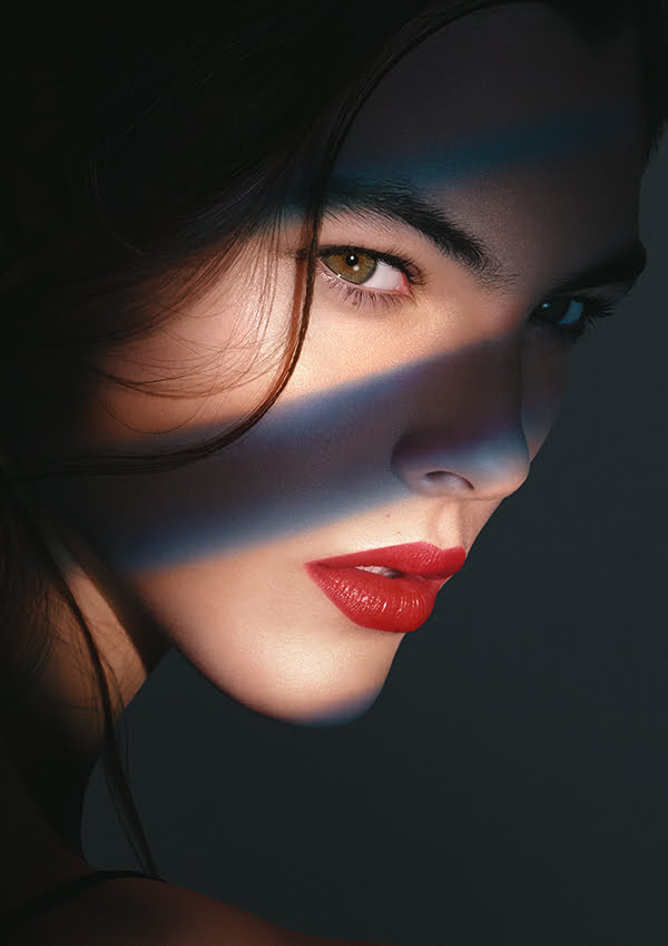 Giorgio Armani Lip Magnet, Model Visual (PR Image)