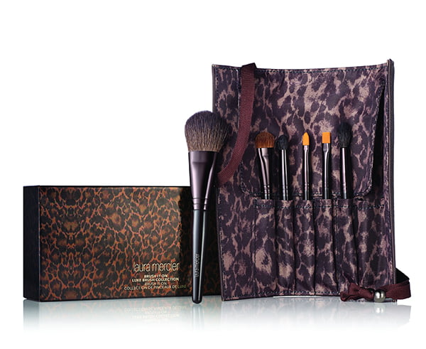 Laura Mercier Holiday Collection 2016: Brush it On Luxe Brush Collection