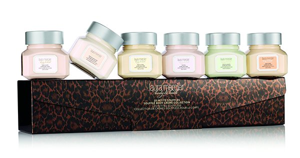 Laura Mercier Holiday Collection 2016: Le Petit Soufflés Body Whip Collection