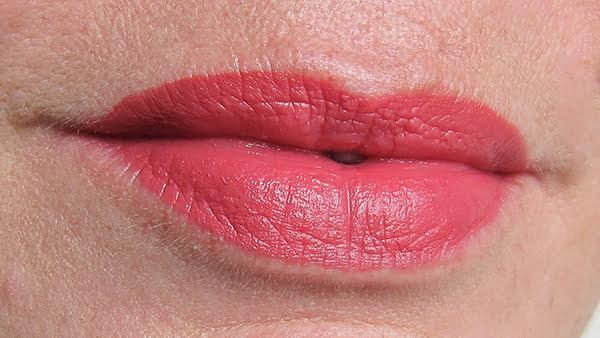 Giorgio Armani Lip Magnet in 506 Fusion, Swatch by Hey Pretty Beauty Blog