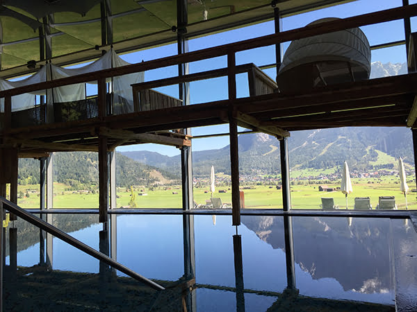 MOHR life resort Spa Review, Indoor-Pool, Image by Hey Pretty Beauty Blog