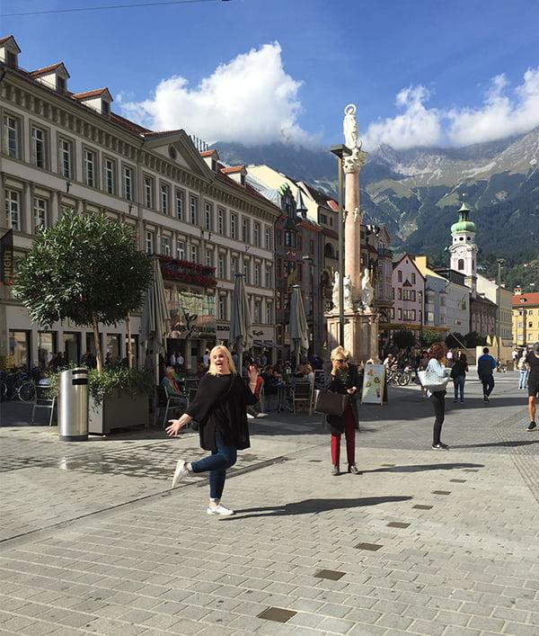 Innsbruck Zwischenstopp, Spa Review STOCK resort by Hey Pretty Beauty Blog