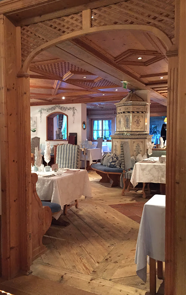 Restaurant STOCK resort Zillertal, Image by Hey Pretty Beauty Blog