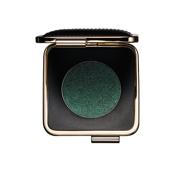 Victoria Beckham X Estée Lauder Eye Metals Eyeshadow in Charred Emerald
