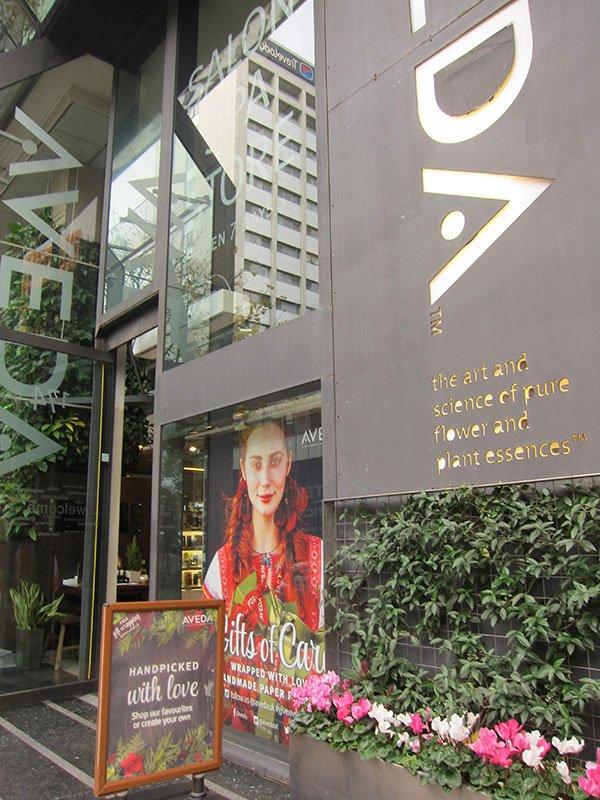 Spa Review Aveda London, Image by Hey Pretty