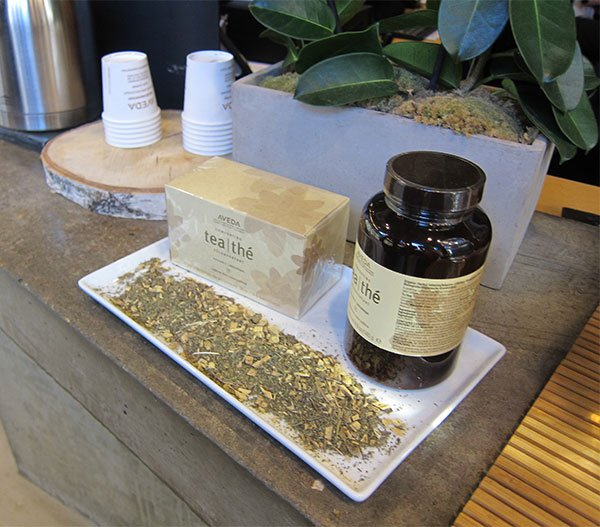 Aveda Spa London, Review and Image by Hey Pretty
