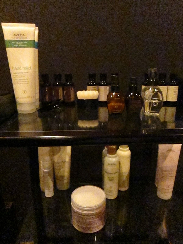 Stress-Fix Massage at Aveda London, Review (Image by Hey Pretty)