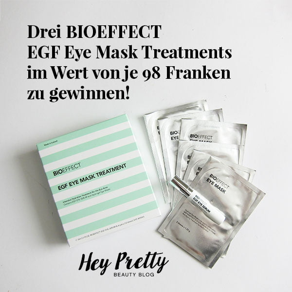 BIOEFFECT EGF Eye Mask Treatment: Wow, this really works!