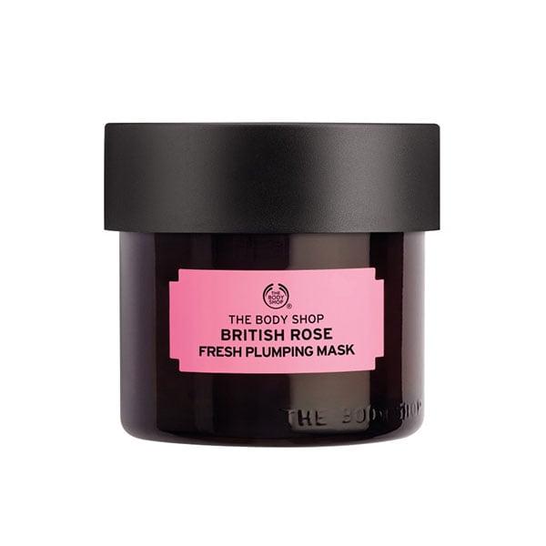 The Body Shop British Rose Mask