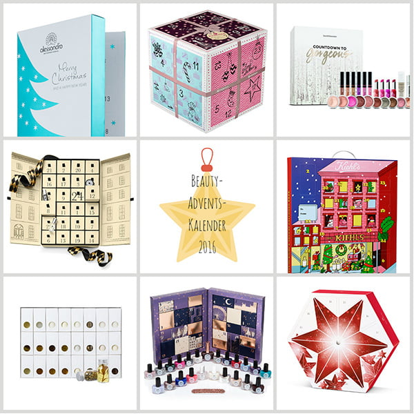 Beauty Advent Calendars 2016: The Hey Pretty Selection