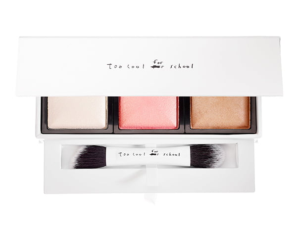 Dinoplatz Triceratops Multi-Face Palette by Too Cool for School