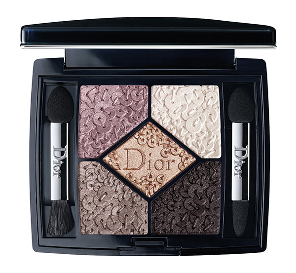 Dior Splendor 5 Couleurs Palette in Precious Embroidery
