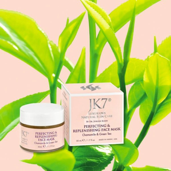 JK7 Perfecting & Repleneshing Face Mask, PR Image (Review by Hey Pretty)
