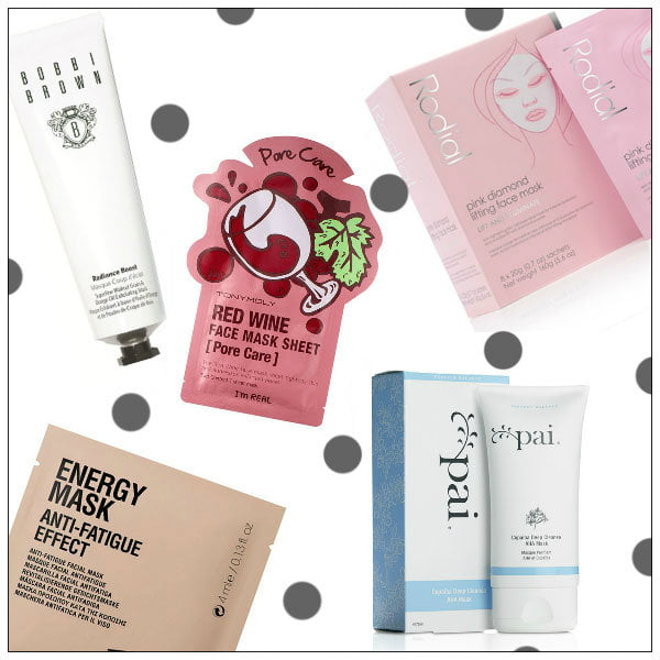 Six face masks for more glow