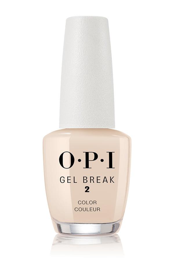 OPI Gel Break Color in Tan-tilizing