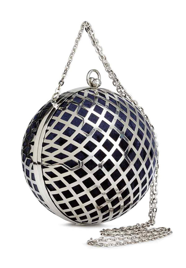 Round Handbag HM