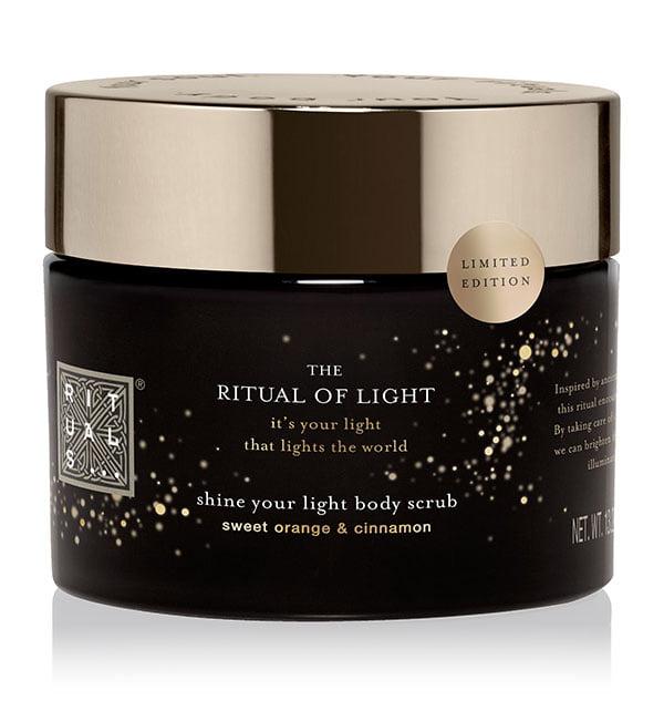 Ritual of Light Body Scrub, Review und Gewinnspiel