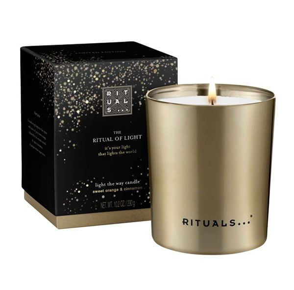 Ritual of Light Candle
