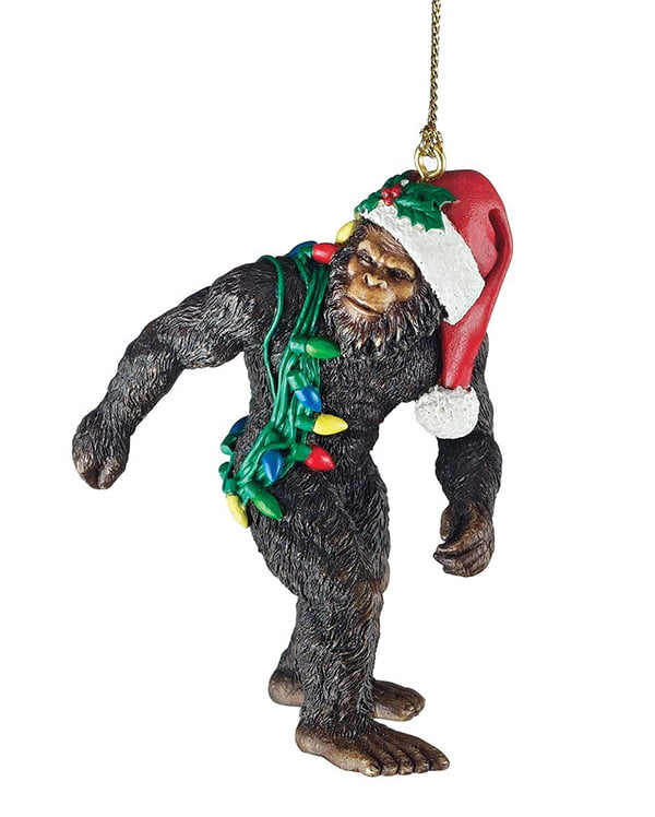 Bigfoot the Holiday Yeti Ornament by Tuscano Design
