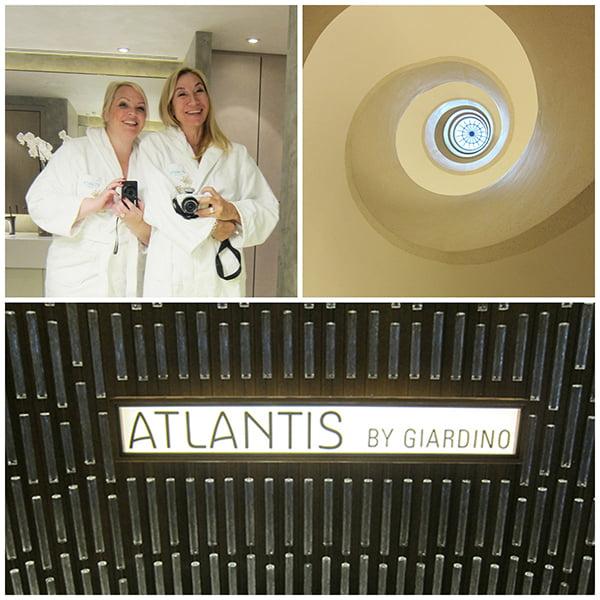 Day Spa mit Suchtfaktor: Atlantis Zürich