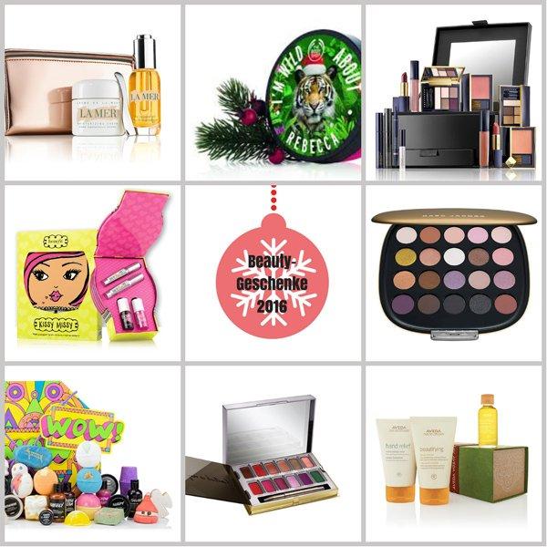 Die besten Beauty-Geschenke 2016 von Hey Pretty Beauty Blog