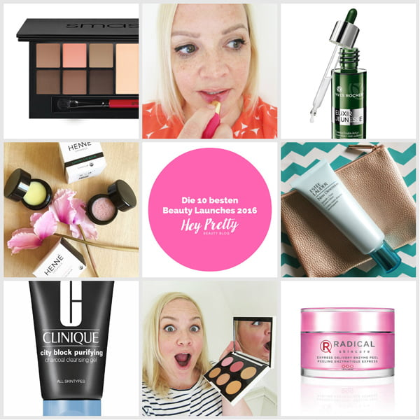 Hey Pretty Beauty Faves 2016